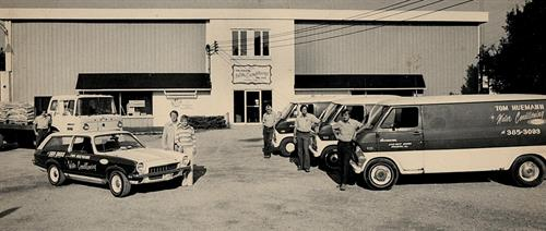 Our company back in the 1970's