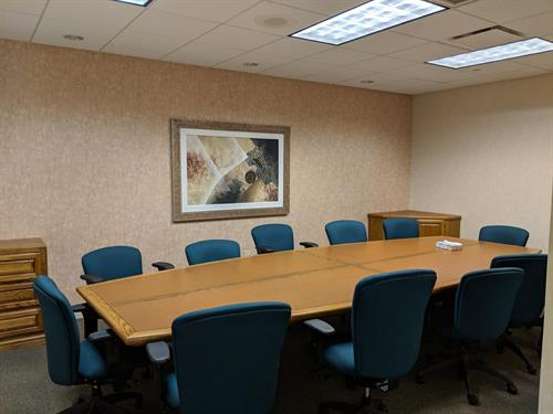 Community Board Room available for nonprofit and community group meetings - FREE