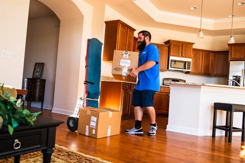 Call us today for a free home or business moving estimate!