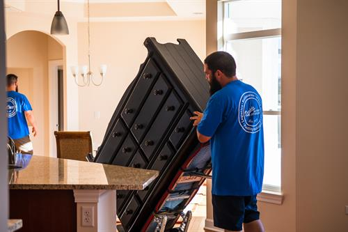 No moving job is too big or too small. We can move single items like large furniture, pianos, and safes.