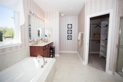 Jefferson Master Bathroom