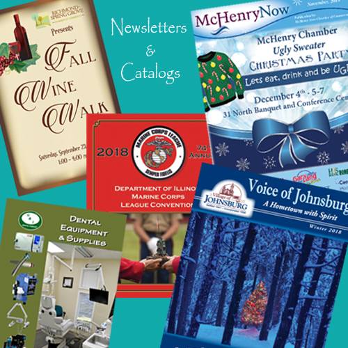 Newsletter/Catalogs