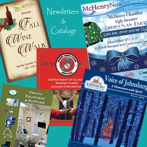 Newsletter/Catalogs
