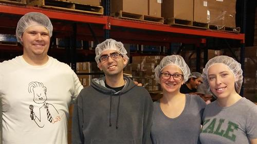 Frontier Marketing at Feed My Starving Children