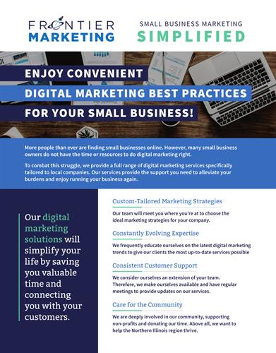 Small Business Marketing Simplified