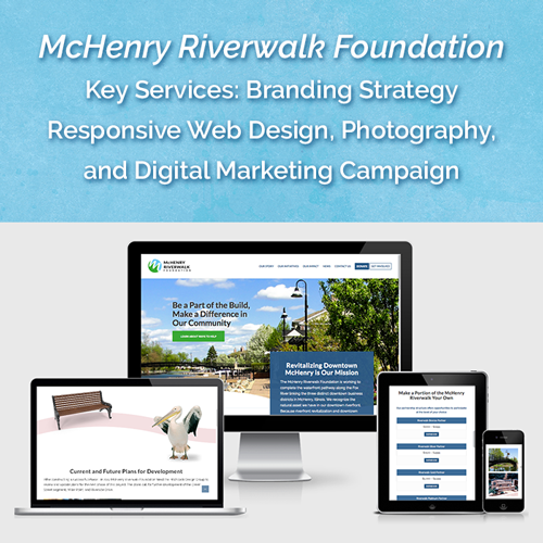 Case Study: McHenry Riverwalk Foundation