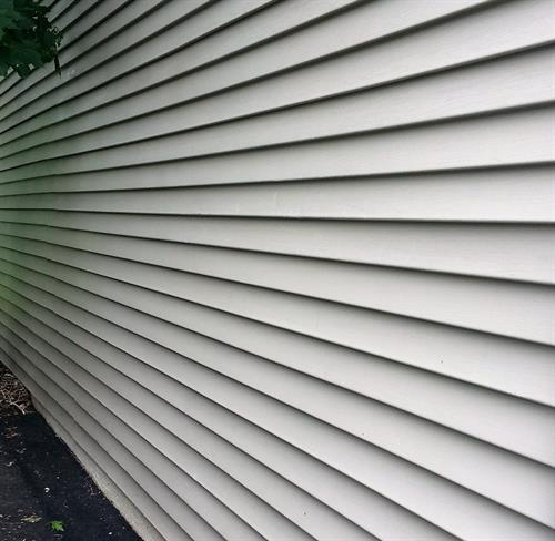Siding - After