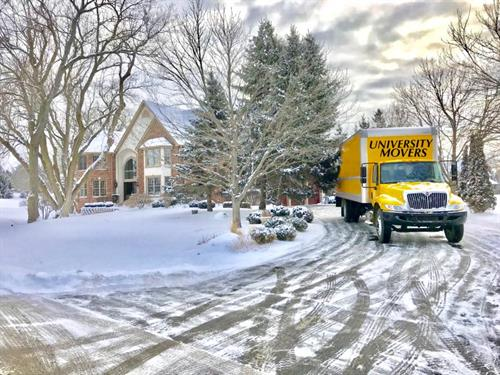 Winter is a fine time to move!