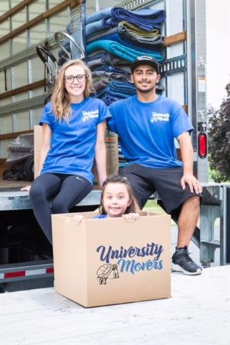The new generation of University Movers