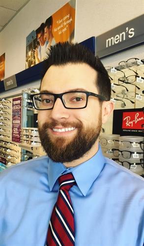 Dr. Brandon Lernor OD