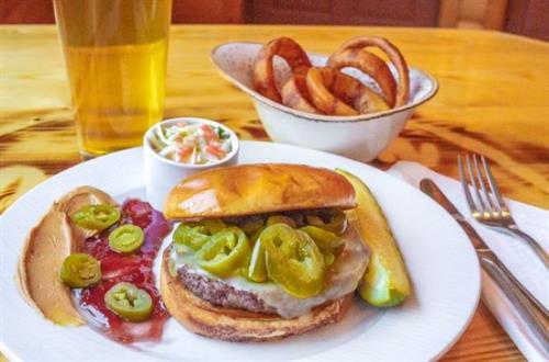 Lip Smacker Burger