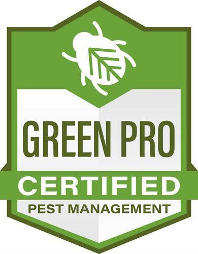 Certified Green Pro
