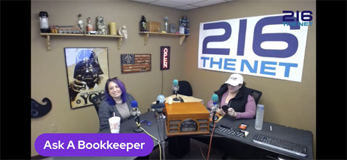 Ask a Bookkeeper with Host Steph Conley of Steph's Books