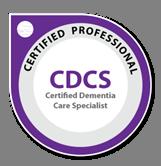 Certified Dementia Care Specialist