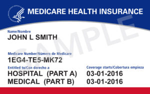 New Medicare ID card 2019 and later