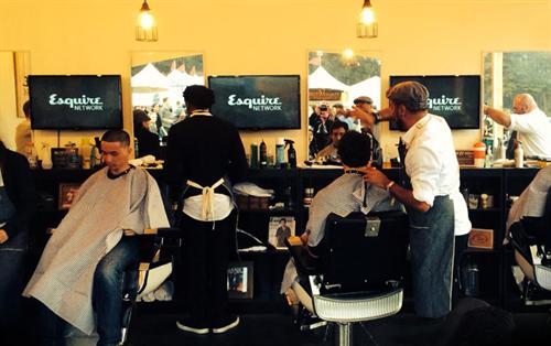 Barber Shop-Esquire