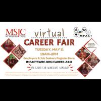 MSJC Virtual Career Fair