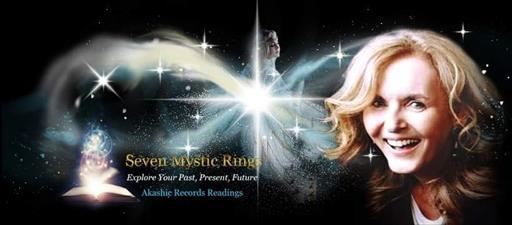 Seven Mystic Rings - Spiritual Healer -