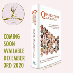 """Quarentena & Beyond,"" a #1 International Best Seller Virginia coauthored with US and international coauthors"