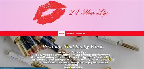 24 Hour Lips - Senegence