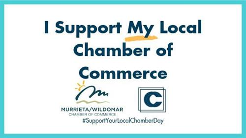I Support My Local Chamber