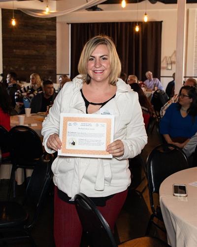 The Kip Cothran Tagline Award!
