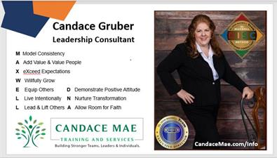 Candace Mae Training and Services