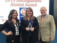 Carlie Myers, Deputy City Manager of Riverside, Awarded University of Phoenix Distinguished Alumni Award