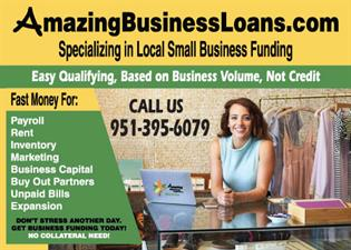 Amazing Business Loans