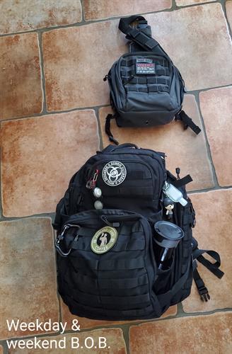Everyday Carry Bag - Weekday/Weekend