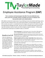 Employees Assistance Program