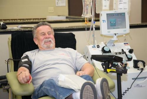 LifeStream donors help save lives by giving the gift of life.
