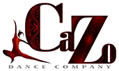 Logo for CaZo Dance Company
