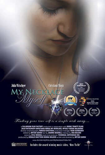 "Movie Poster for ""My Necklace, Myself"""