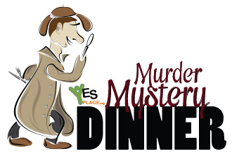 Logo for YESplace Murder Mystery Dinner