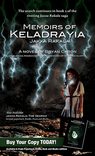 "Postcard for ""Memoirs of Keladrayia"""