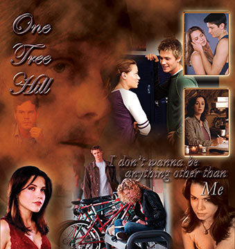 One Tree Hill Collage for calendar