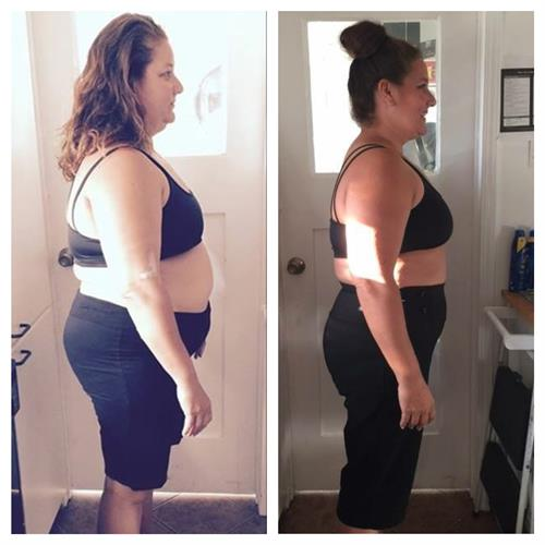 16 Week Transformation