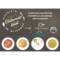 Murrieta/Wildomar Chamber of Commerce Celebrates Local Restaurants