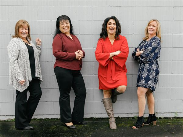 The Ladies of MVH Insurance Agency!
