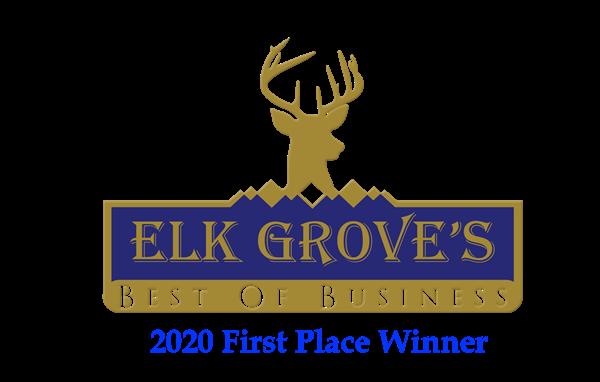 BEST OF ELK GROVE WINNER 3 CONSECUTIVE YEARS