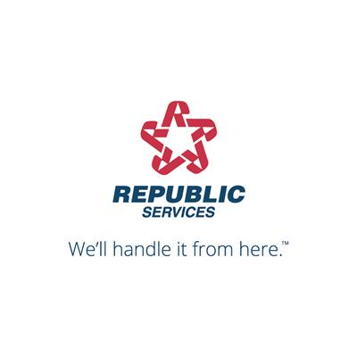 Republic Services Fall River Metroboston Trash Trucks