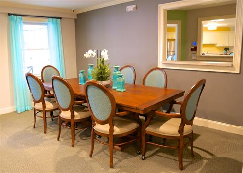 Family Dining Spaces