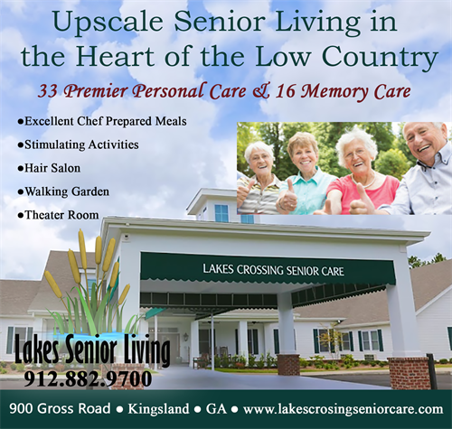 Welcome to Lakes Crossing Senior Care!