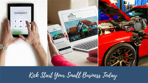 Small Business Kick Start