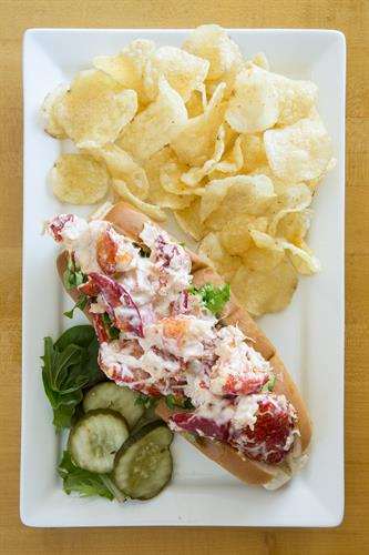 Alisson's Famous Lobster Roll