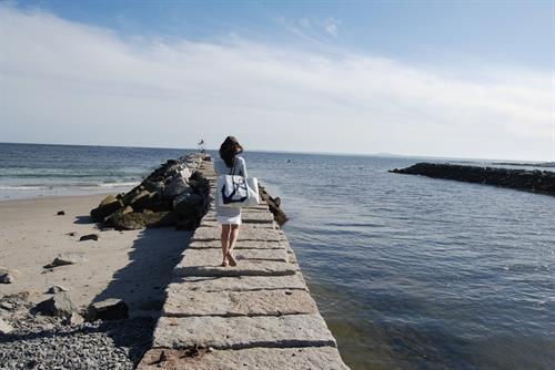 Colony Beach Breakwater Walk