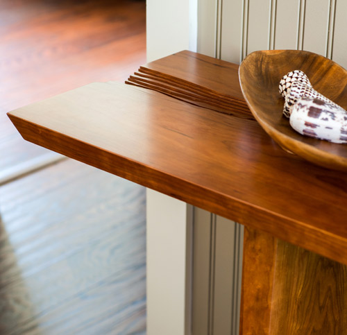 The Rivers Console Table by Huston & Company