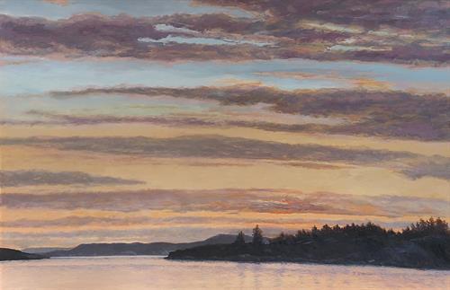 'Summer Bay' 24x36 Oil