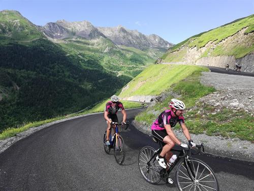 Biking the Pyrenees